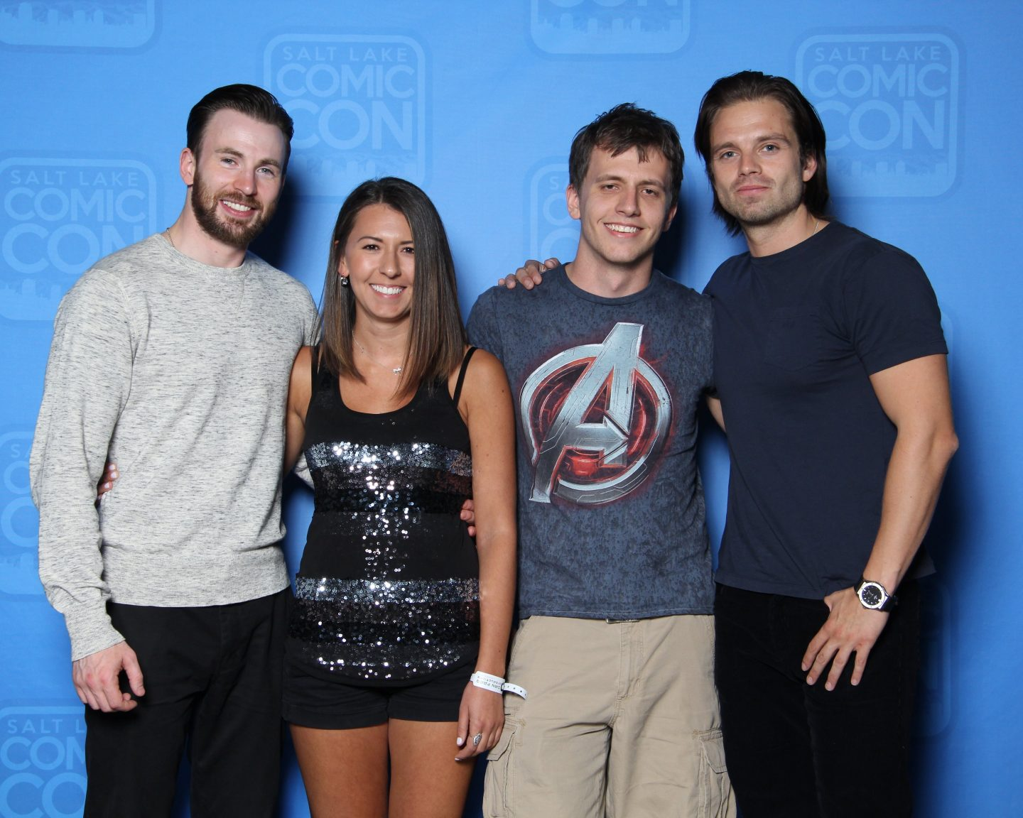 How I Met Chris Evans And Flirted With Him