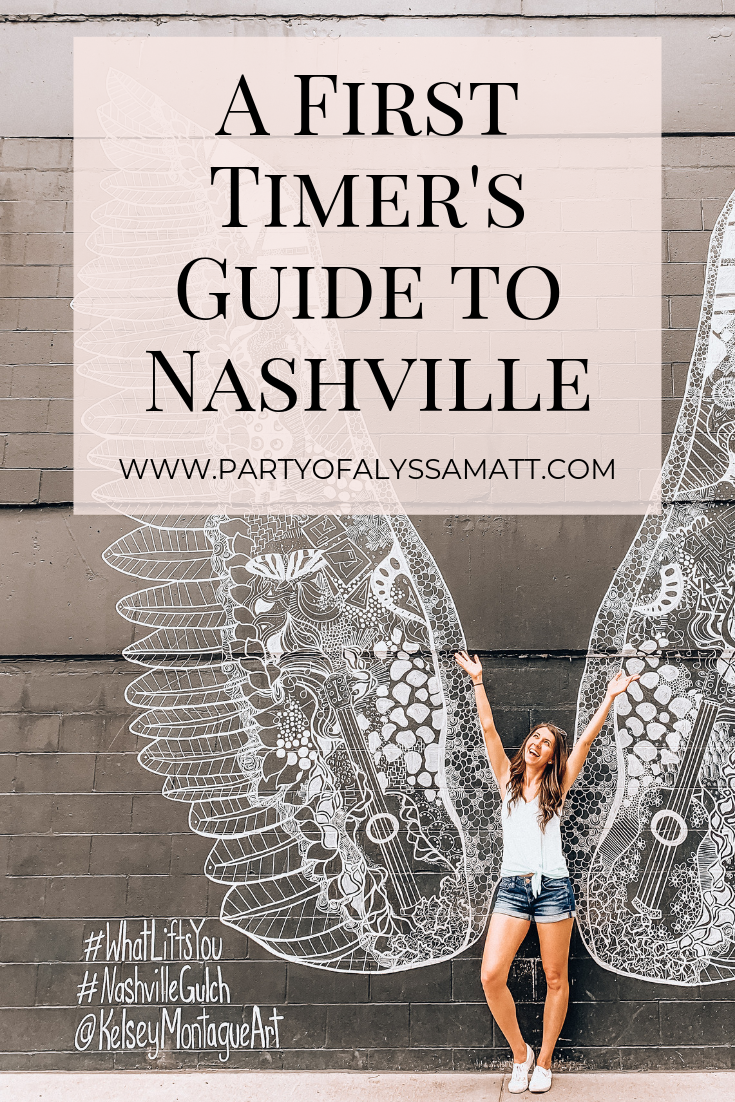 A First Timer's Guide To Nashville 2 Pin