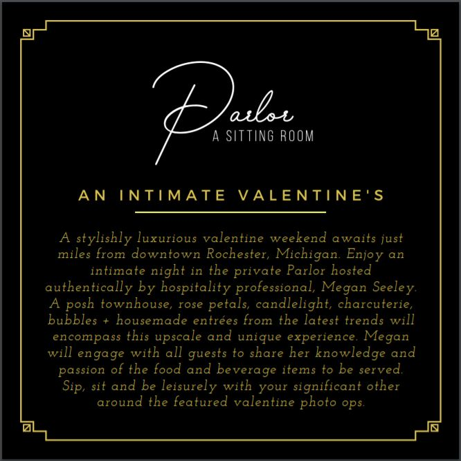 parlor valentine's day