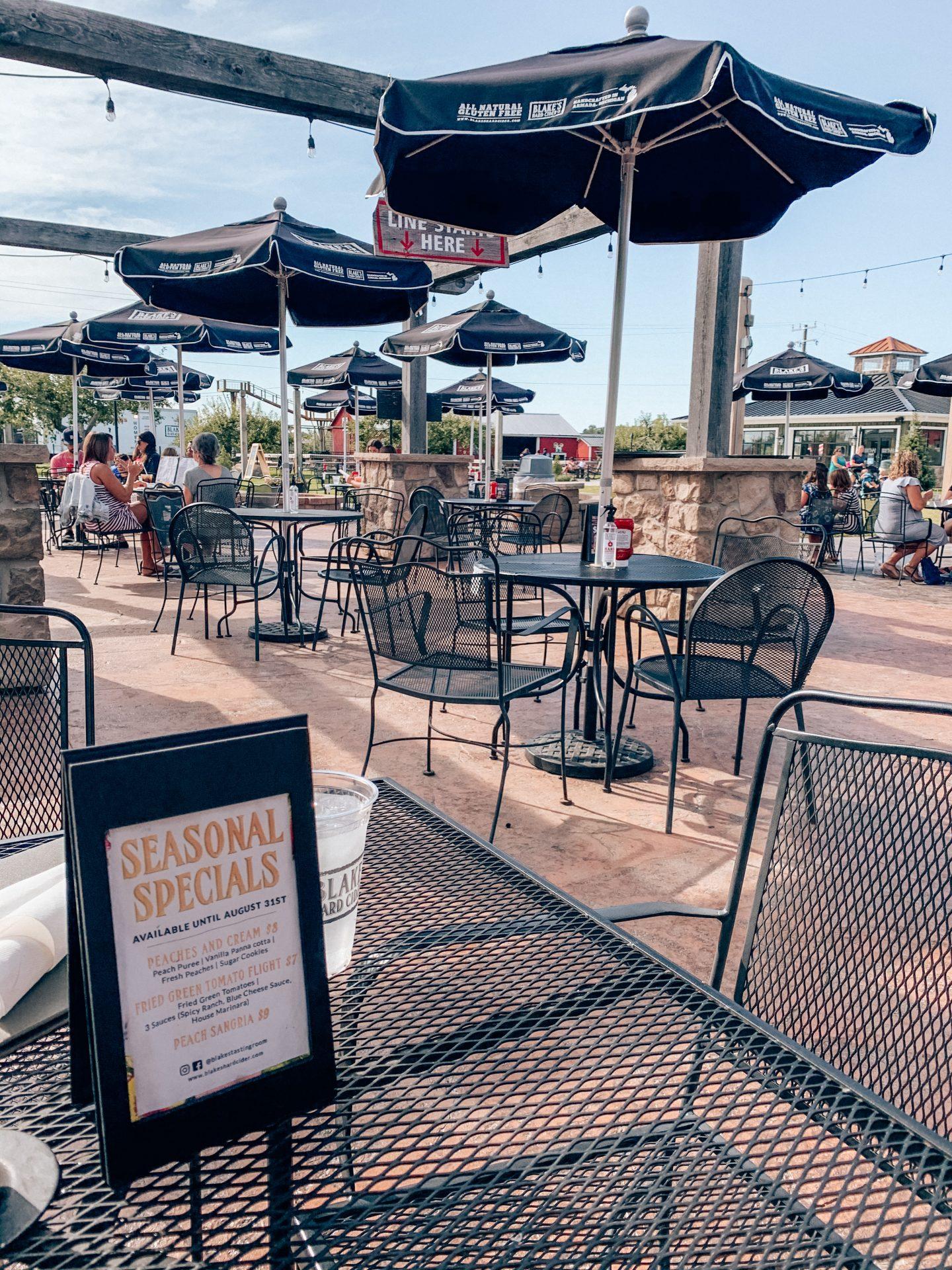 day drinking patios in metro detroit