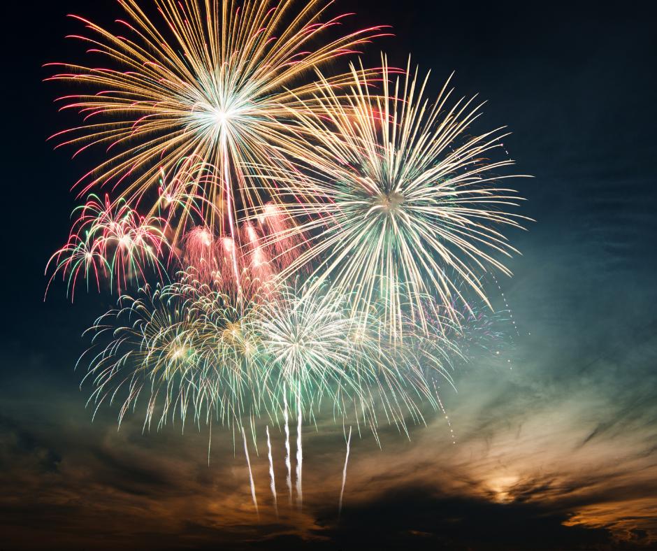 Metro Detroit Fireworks 2021