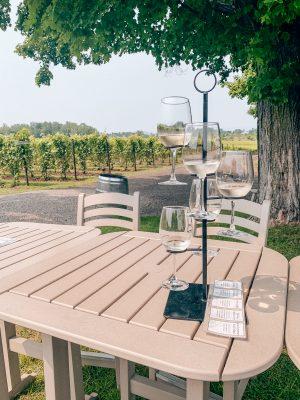 traverse city bowers harbor vineyards